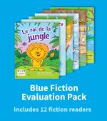 BLUE FICTION EVALUATION PACK